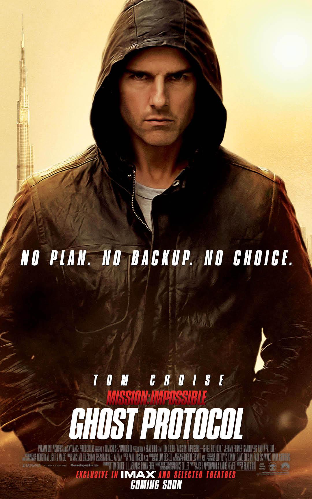 Jack Ryan Tom Cruise