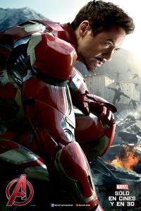 Character Banner - Iron Man LAS