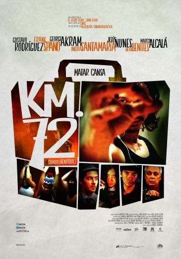KM. 72 Ópera Prima de Samuel Henríquez estreno venezolano en Febrero