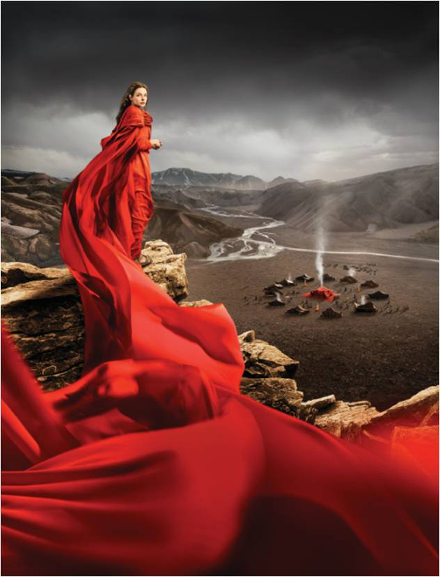 The Red Tent 1
