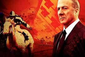 LUCKY, serie dirigida por Michael Mann y protagonizada por Dustin Hoffmann, uno de los seriados más prometedores que fue cancelada a comienzos de su segunda temporada