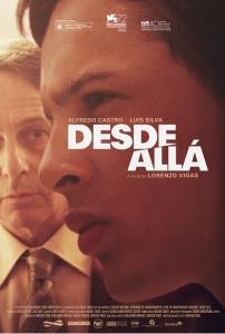 Poster Oficial Desde Allá