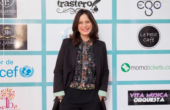 HUELVA , 20/11/15 HUELVA - Aitana Sanchez - Gijon Premio Ciudad de Huelva . Foto: FESTIVAL DE CINE IBEROAMERICANO , ALBERTO DIAZ