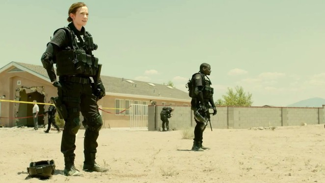 SICARIO de Dennis Villeneuve nominada a los Critics Choice Awards